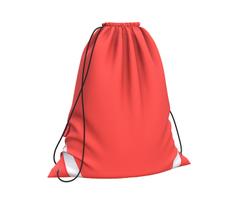 Мешок для обуви ErichKrause® 365x440мм Neon Coral 49166
