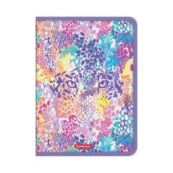 Папка для тетрадей на молнии пластиковая ErichKrause® Cheetah, A4 49288