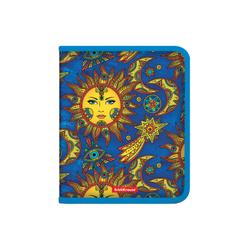 Папка для тетрадей на молнии пластиковая  ErichKrause® Art Sun, A5+ 49351