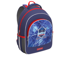 Ученический рюкзак ErichKrause® ErgoLine® 15L Hockey 49463