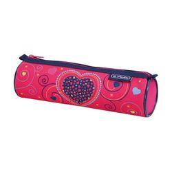 Пенал-косметичка круглый Pink Hearts 50014521-4