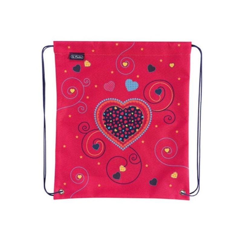 Мешок для обуви Pink Hearts 50014583-3