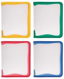 Папка на молнии пластиковая  ErichKrause® Zip Folder, B5, ассорти 50058