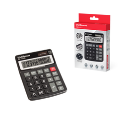 Калькулятор настольный 12-разрядов ErichKrause® DC-312N (в коробке по 1 шт.) 50312