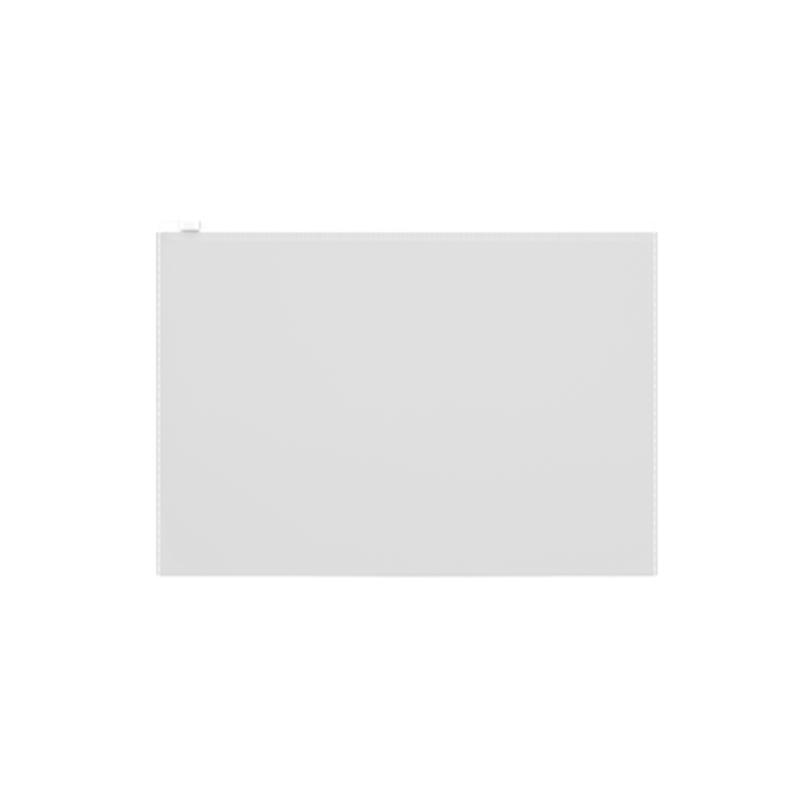 ZIP-пакет пластиковый ErichKrause® Fizzy Clear, B5 289*214*0,12, прозрачный 50331
