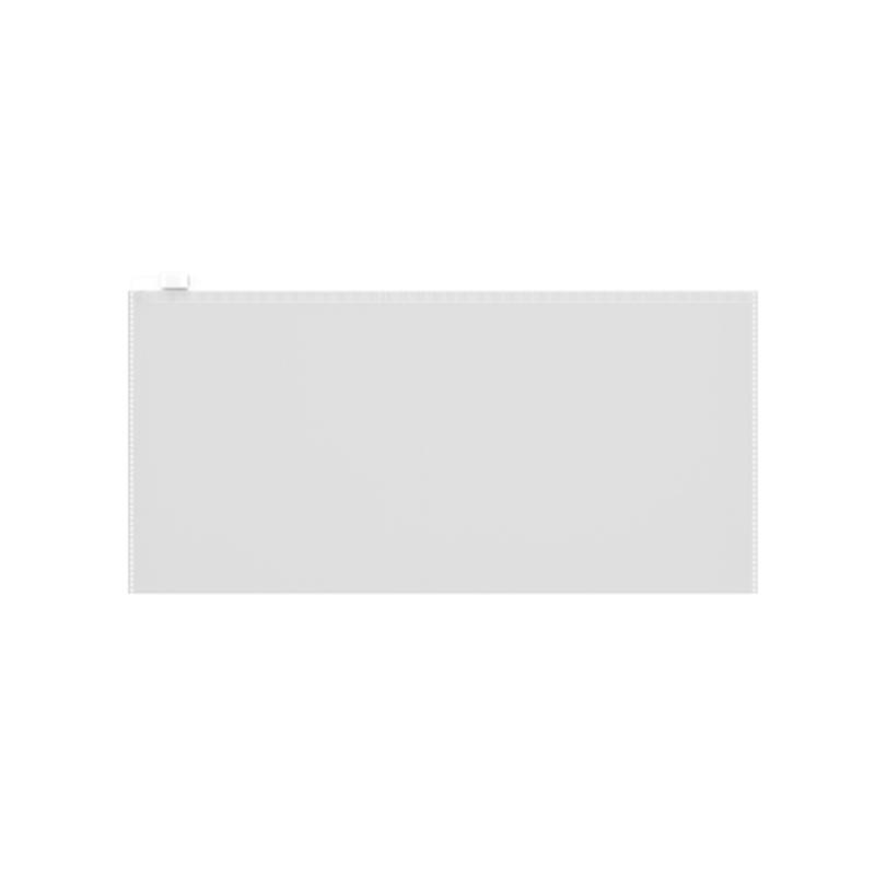 ZIP-пакет пластиковый ErichKrause® Fizzy Clear, Travel 255*130*0,12, прозрачный 50335