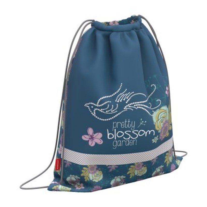 Мешок для обуви ErichKrause® с вентиляцией 500х410мм Blossom 50804