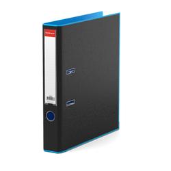 Папка–регистратор с арочным механизмом разборная ErichKrause®, Accent, А4, 50 мм, голубой 51067
