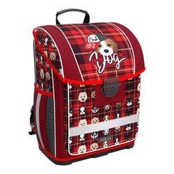 Ученический ранец с пластиковым дном ErichKrause® ErgoLine® 16L Cute Dog 51570
