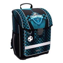 Ученический ранец с пластиковым дном ErichKrause® ErgoLine® 16L Champions 51578