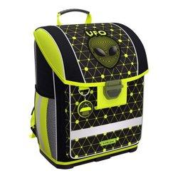 Ученический ранец с пластиковым дном ErichKrause® ErgoLine® 16L UFO 51580