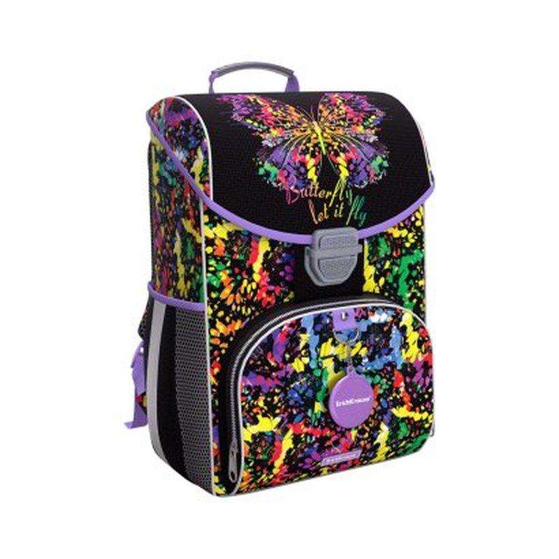 Ученический ранец ErichKrause® ErgoLine® 15L Butterfly 51583