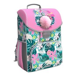 Ученический ранец ErichKrause® ErgoLine® 15L Rose Flamingo 51589
