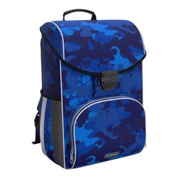 Ученический ранец ErichKrause® ErgoLine® 15L Sea Camo 51590