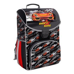 Ученический ранец ErichKrause® ErgoLine® 15L Drift King 51591