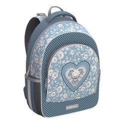 Ученический рюкзак ErichKrause® ErgoLine® 15L Lacey Heart 51600