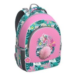 Ученический рюкзак ErichKrause® ErgoLine® 15L Rose Flamingo 51603