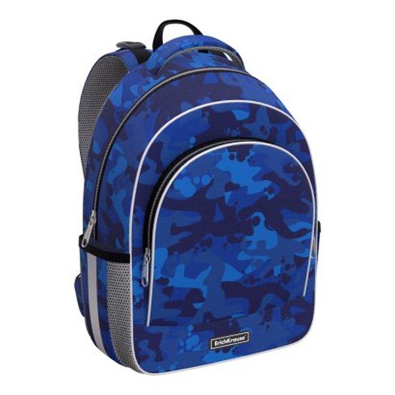 Ученический рюкзак ErichKrause® ErgoLine® 15L Sea Camo 51604