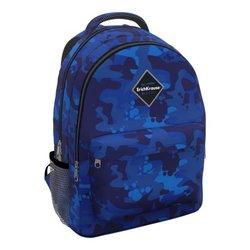 Ученический рюкзак ErichKrause® EasyLine® с двумя отделениями и грудной перемычкой 20L Sea Camo 51628