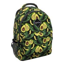 Ученический рюкзак ErichKrause® EasyLine® с двумя отделениями 20L Avocado Night 51632