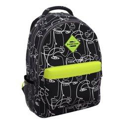 Ученический рюкзак ErichKrause® EasyLine® с двумя отделениями 20L Line Art 51636