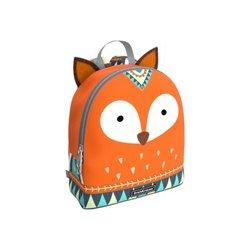 Рюкзак ErichKrause® EasyLine® Mini Animals 5L Mimi Fox 51648