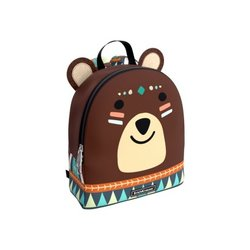 Рюкзак ErichKrause® EasyLine® Mini Animals 5L Mimi Bear 51649