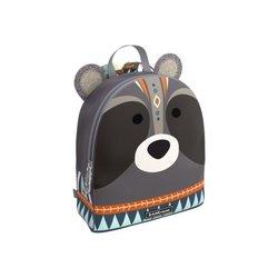 Рюкзак ErichKrause® EasyLine® Mini Animals 5L Mimi Racoon 51650