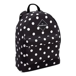 Рюкзак ErichKrause® EasyLine® 17L Dots in Black 51730