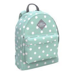 Рюкзак ErichKrause® EasyLine® 17L Dots in Mint 51732
