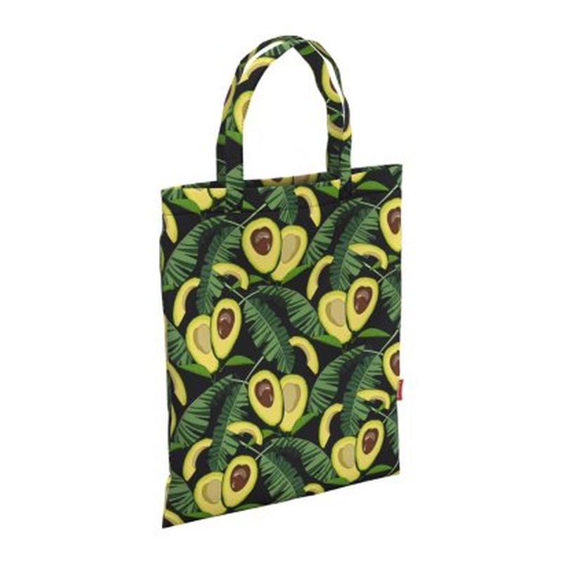 Сумка-шоппер ErichKrause® 10L Avocado Night 51851