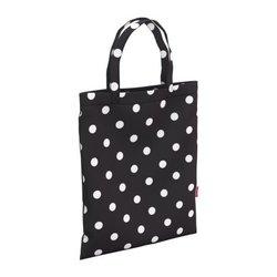 Сумка-шоппер ErichKrause® 10L Dots in Black 51871