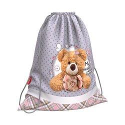 Мешок для обуви ErichKrause® 365x440мм Teddy Bear 51920