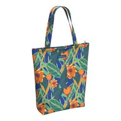 Сумка-шоппер на молнии ErichKrause® 14L Exotic Flowers 51926