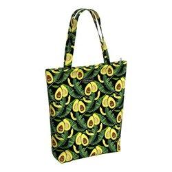 Сумка-шоппер на молнии ErichKrause® 14L Avocado Night 51932