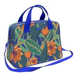 Сумка для спорта и путешествий ErichKrause® 21L Exotic Flowers 51977