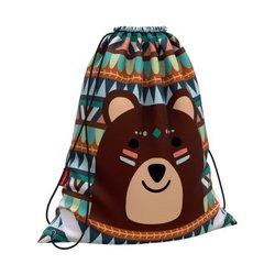 Мешок для обуви ErichKrause® 365x440мм Mimi Bear 52018