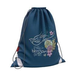 Мешок для обуви ErichKrause® 365x440мм Blossom 52020