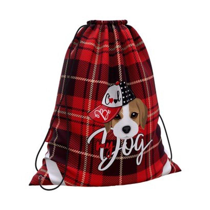 Мешок для обуви ErichKrause® 365x440мм Cute Dog 52023