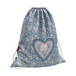 Мешок для обуви ErichKrause® 365x440мм Lacey Heart 52024