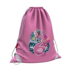 Мешок для обуви ErichKrause® 365x440мм Rose Flamingo 52027