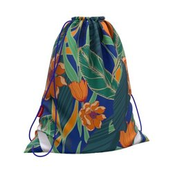Мешок для обуви ErichKrause® 365x440мм Exotic Flowers 52041