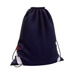 Мешок для обуви ErichKrause® 365x440мм Dots in Blue 52081