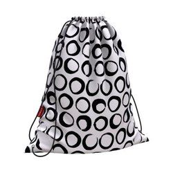 Мешок для обуви ErichKrause® 365x440мм Brush Stroke 52127