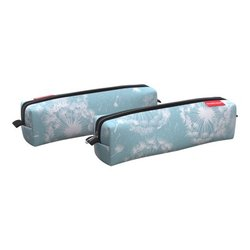 Пенал квадро mini ErichKrause® 210x50x50мм Dandelions 52178