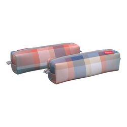 Пенал квадро mini ErichKrause® 210x50x50мм Sunrise Tartan 52202