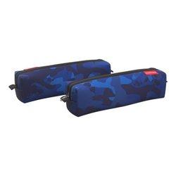 Пенал квадро mini ErichKrause® 210x50x50мм Sea Camo 52234