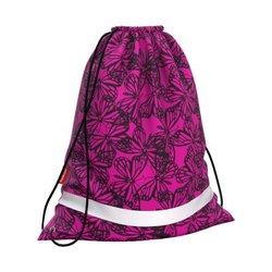 Мешок для обуви ErichKrause® 365x440мм Velvet Butterflies 52296
