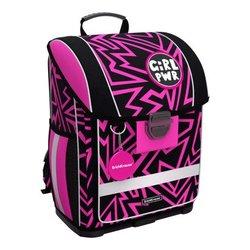 Ученический ранец с пластиковым дном ErichKrause® ErgoLine® 16L Girl Power 52577