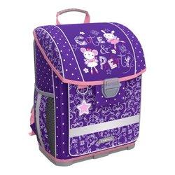 Ученический ранец с пластиковым дном ErichKrause® ErgoLine® 16L Cute&Pretty 52578